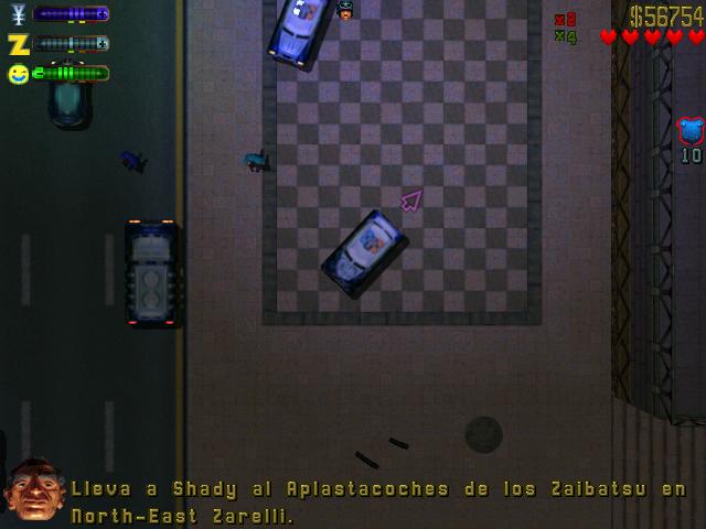 Archivo:GTA2 Coche Poli Machacado4.png