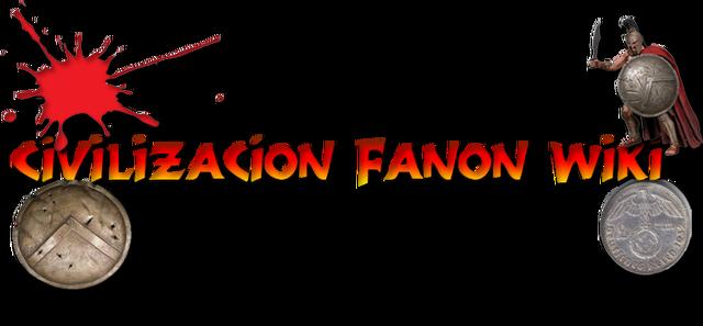 Archivo:Logo Civilizacion Fanon Wiki - By Matepo.png