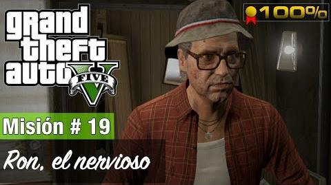 "Grand Theft Auto V - ""Ron, el nervioso"""