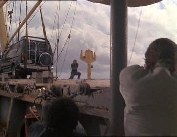 Tiroteo barco 2