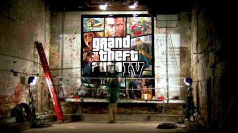 Grand Theft Auto IV - Box Art Trailer