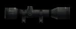 Mira telescopica francotirador