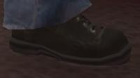 Botas oscuras GTA IV