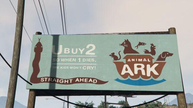 Archivo:AnimalArkCartelGTAV.jpg