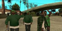 Bandas de Grand Theft Auto: San Andreas