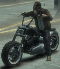 Zombie GTA IV