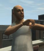 Teddy Benavidez GTA IV