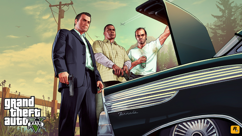 Artwork GTAV The Trunk