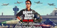 Actualización Escuela de vuelo de San Andreas