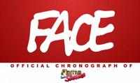 Face, como patrocinador del programa Fame or Shame