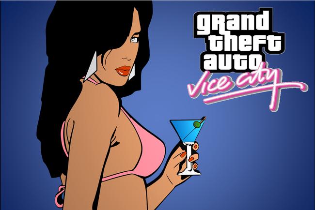 Lady Vice City