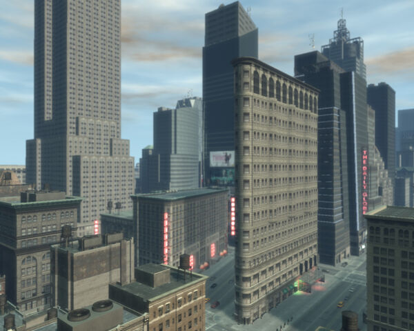 Archivo:The Triangle (GTA4) (northwestwards).jpg