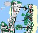 Tiendas para robar de Grand Theft Auto: Vice City