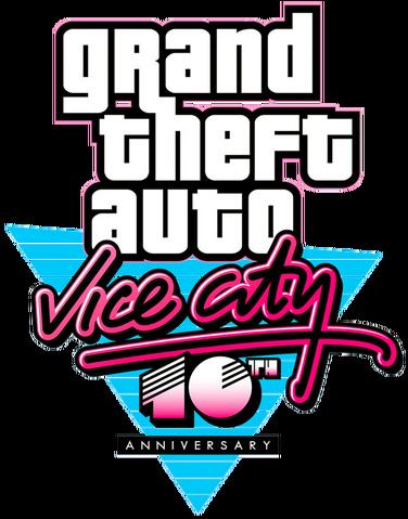 Archivo:Logo GTA VC Décimo Aniversario.png