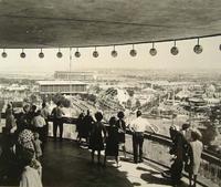Una foto histórica del alter ego del Meadows Park, el Flushing Meadows