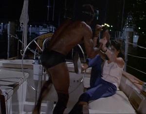 Pelea en el barco 5