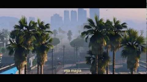 Grand Theft Auto V - Debut Trailer
