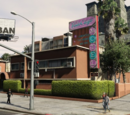 The Pink Cage Motel