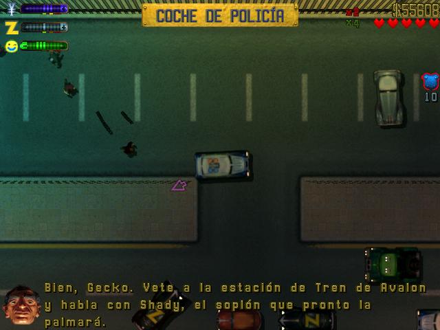 Archivo:GTA2 Coche Poli Machacado2.png