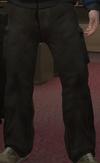 Pantalones uniforme marrón GTA IV