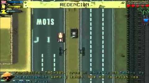 GTA 2 (PC) - SECUESTRO A LA CARRERA
