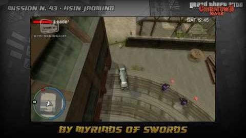 By Myriads of Swords