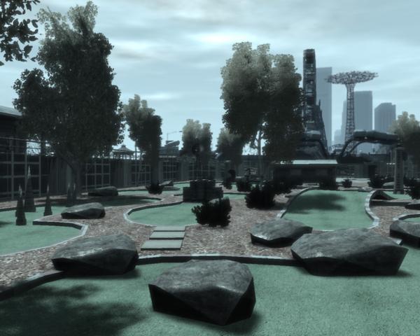 Archivo:FireflyIsland-GTA4-miniaturegolfcourse.PNG