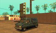 GTA San Andreas Beta Rumpo-