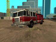 Camion de bomberos SA