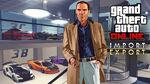 Ya está disponible GTA Online: Importaciones/Exportaciones