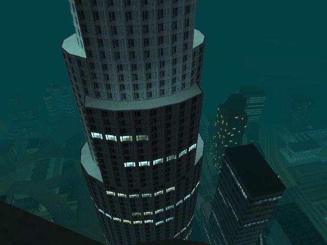 Archivo:Vista de Downtown desde el Restraso de los Santos.jpg
