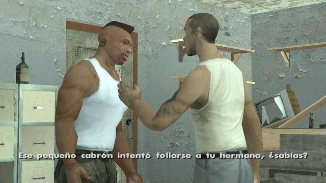 Archivo:CJ y Cesar, conversación en Yay Ka-Boom-Boom.png