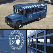 Prison bus Venta