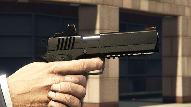 Archivo:PistolaPesadaM GTAV.jpg