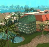 Mansión de Starfish Island VCS