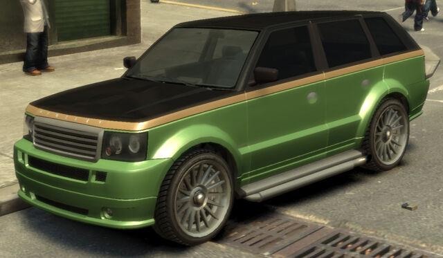 Archivo:Huntley Sport GTA IV Jamaican front.jpg