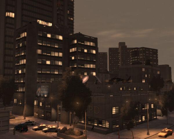Archivo:Comisaría de Holanda Este-GTA IV.jpg