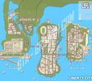 Objetos ocultos de Grand Theft Auto III