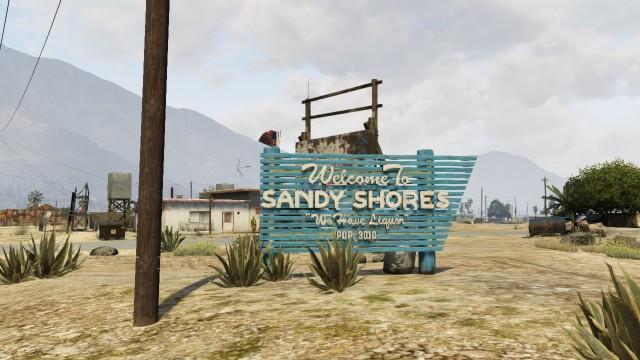 Archivo:Sandy Shore.jpg