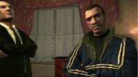 Niko Bellic y Sergei en Mansión Faustin