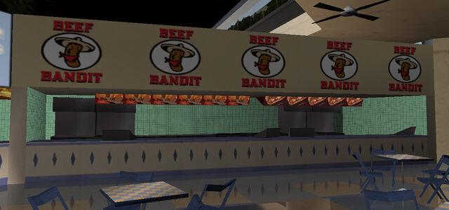 Archivo:Beef Bandit Local.jpg