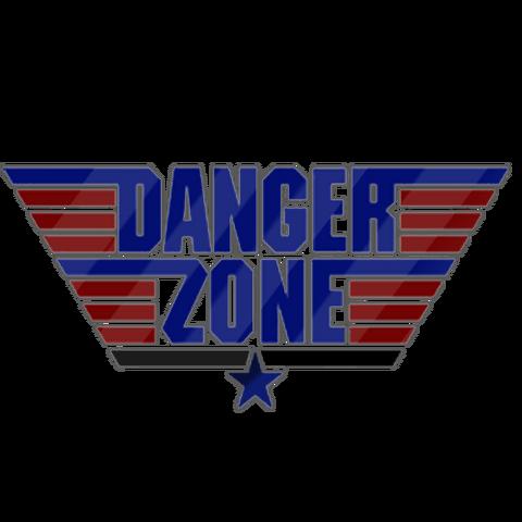 Archivo:Danger Zone Saga Logo.png