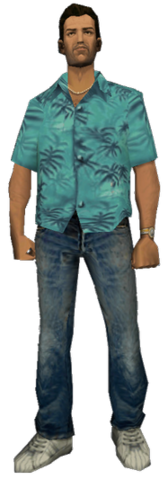 Archivo:Tommy Vercetti from GTA Vice City.png