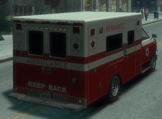 Archivo:Ambulancia detrás GTA IV.jpg