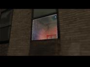 La ventana en llamas