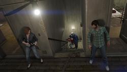 """GTA Online - Modo Adversario """"Mentalidad de asedio""""2"""