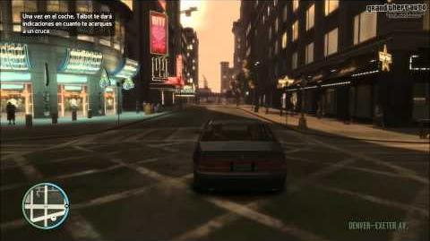 GTA IV Mission Weekend at Florian's