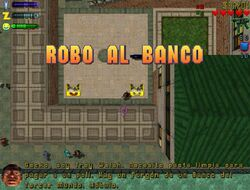 Robo al banco