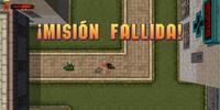 Misión fracasada