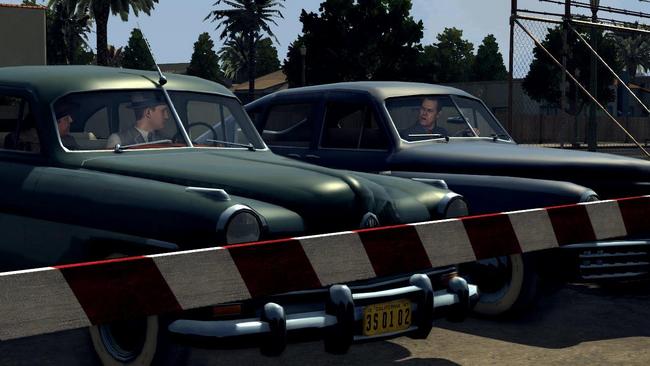 Noticia de L.A. Noire